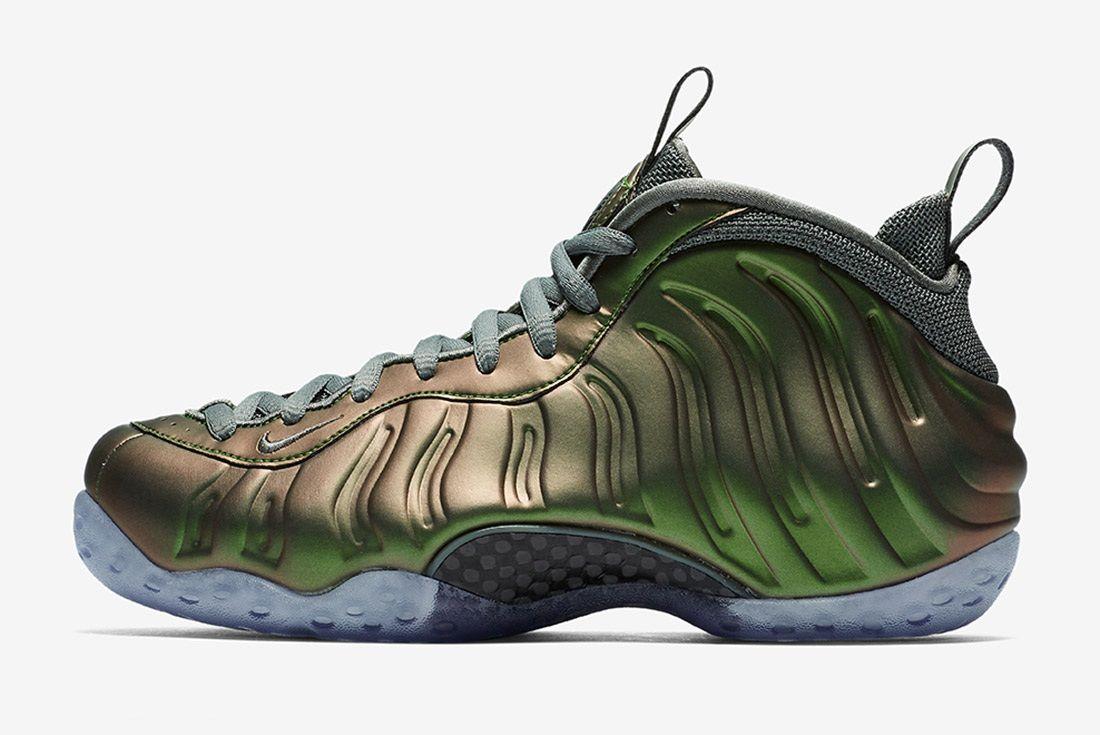Wmns Nike Air Foamposite One Shine Sneaker Freaker 5