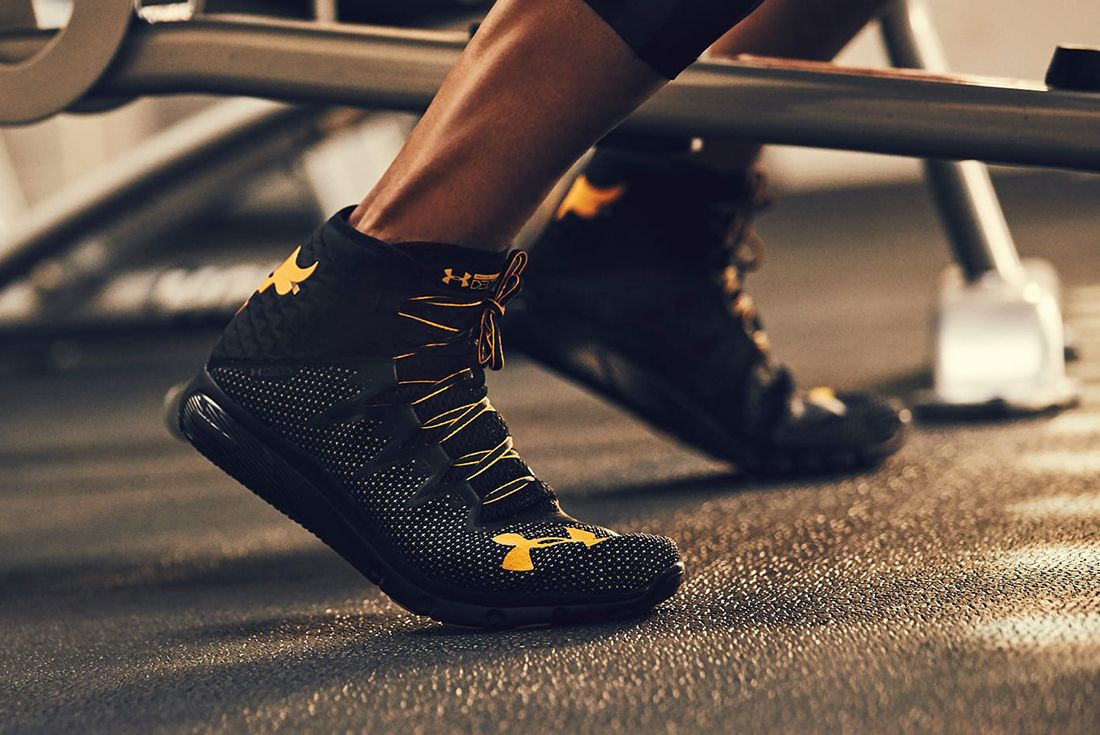 The Rock X Under Armour Project Rock Delta4