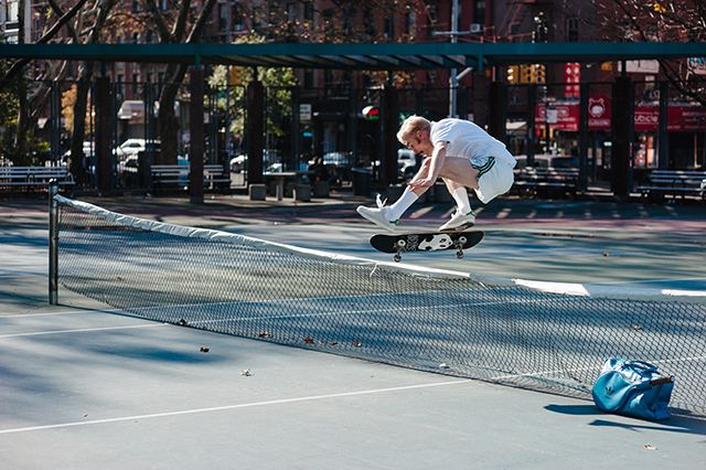 Adidas Skateboarding Reveals Stan Smith Secret Skate Life 11