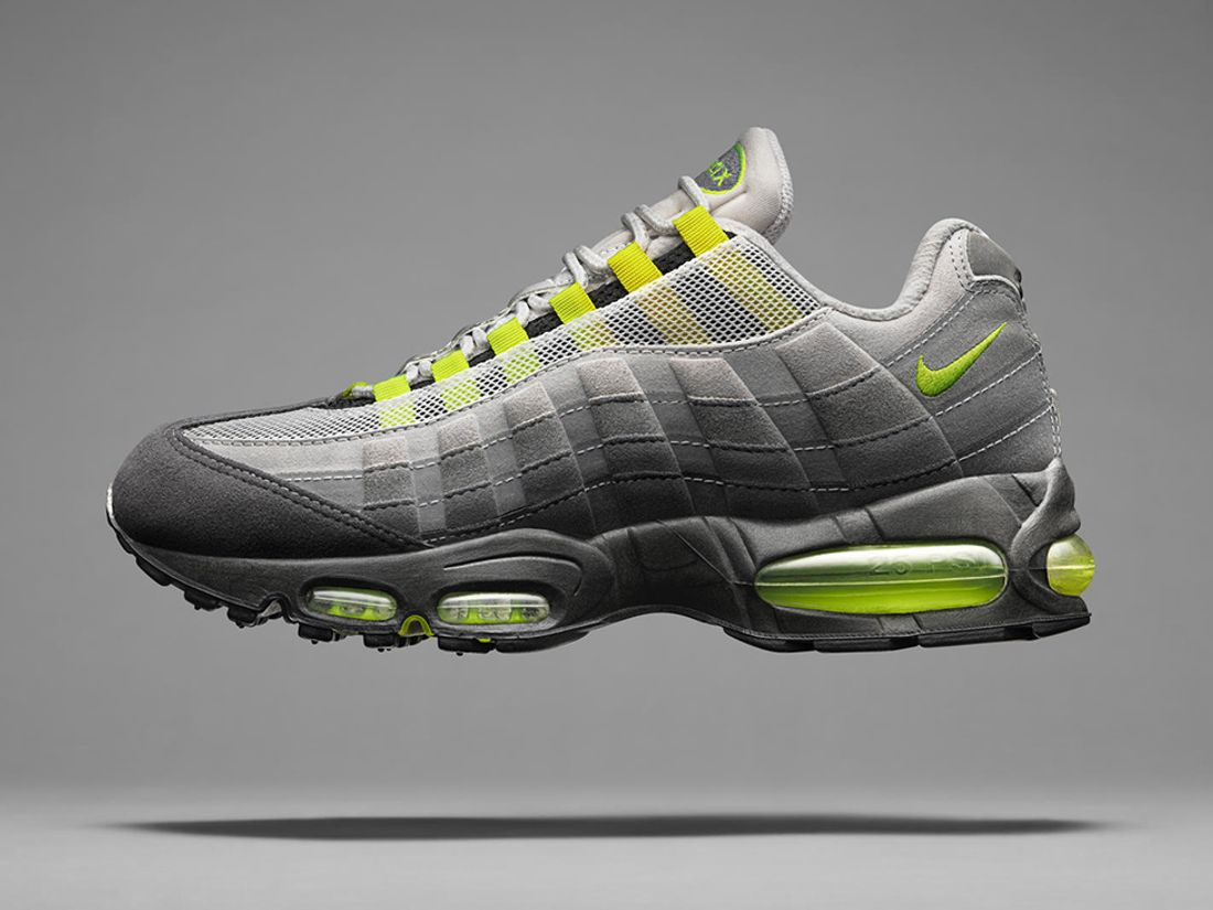 africano combustible fricción  The All-Time Greatest Nike Air Max 95s: Part 1 - Sneaker Freaker