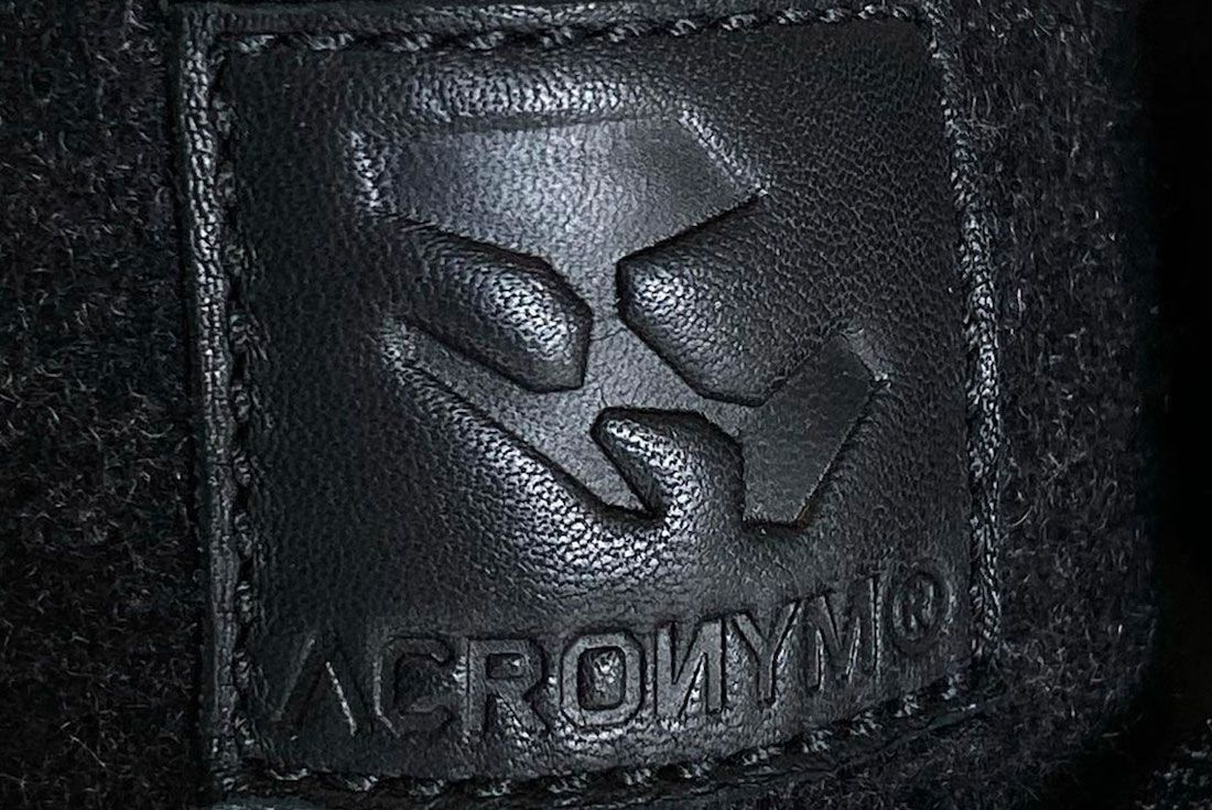 ACRONYM Nike Dunk Blunk Sample 2009