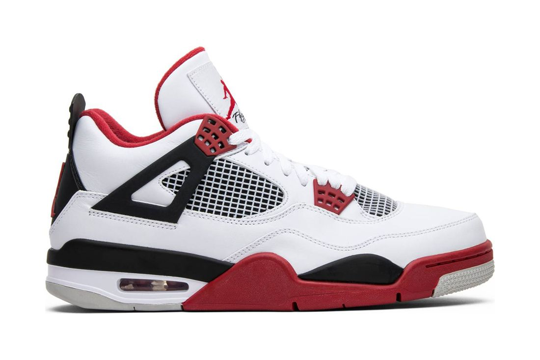 Fire Red Air Jordan 4 Best Greatest Ever All Time Feature