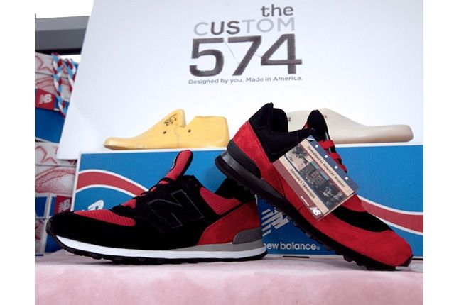 New Balance Custom Us574 Preview 8 1