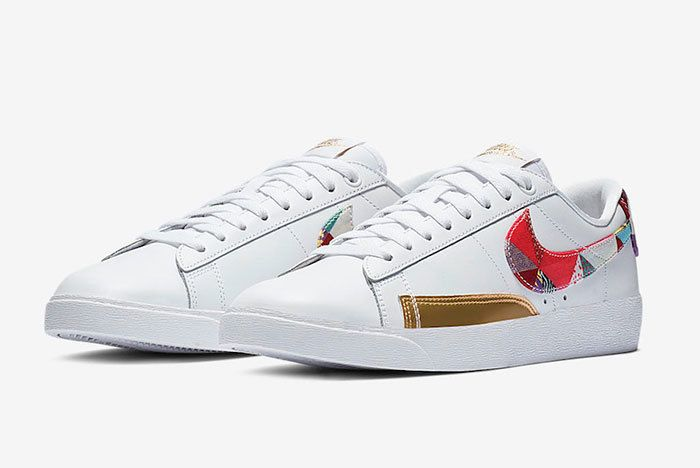 Nike Blazer Low Chinese New Year Release Date