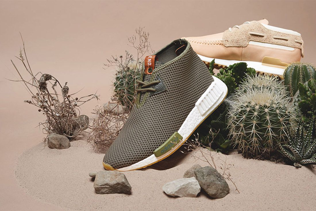 Adidas End Sahara Pack 3