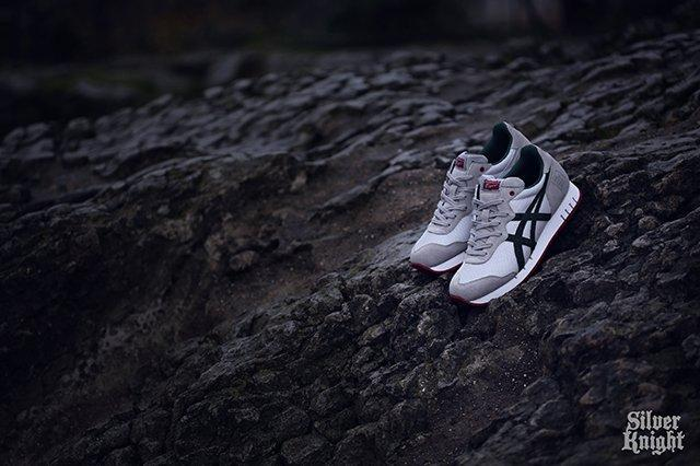 The Good Will Out Onitsuka Tiger X Caliber Silver Knight 15