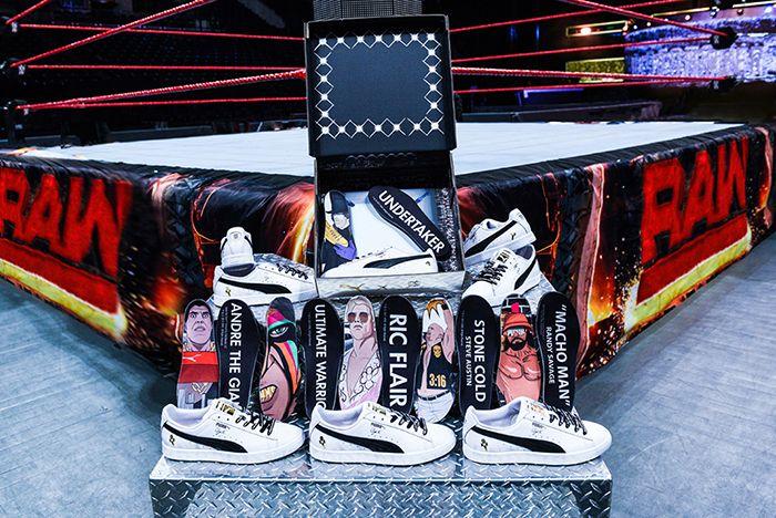 Wwe X Foot Locker X Puma Collection2