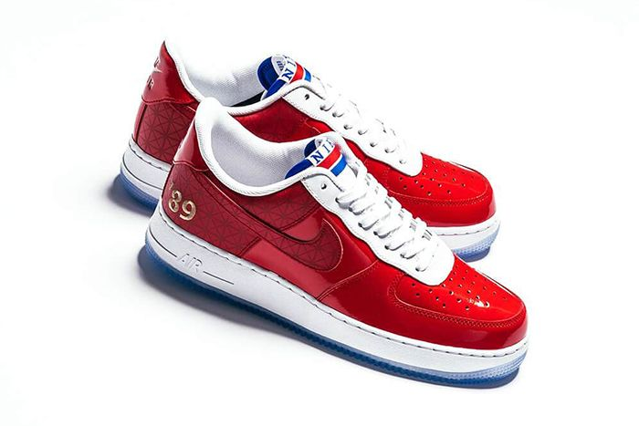 Nike Air Force 1 Low 07 Lv8 89 Detroit Pistons Release Date Pair