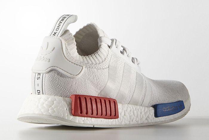 Adidas Nmd Pk White Og5
