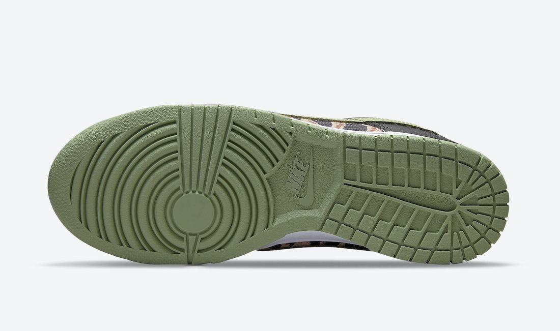 Nike Dunk Low Crazy Camo DH0957-001