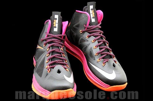 Nike Lebron X Floridian 1 1