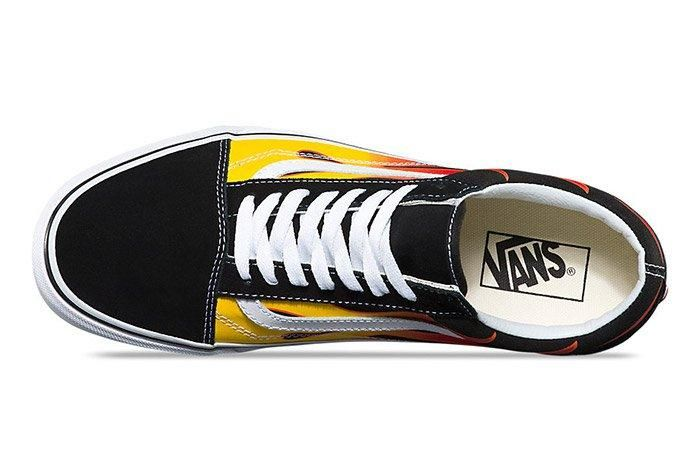 Vans Old Skool Flame Pack 1