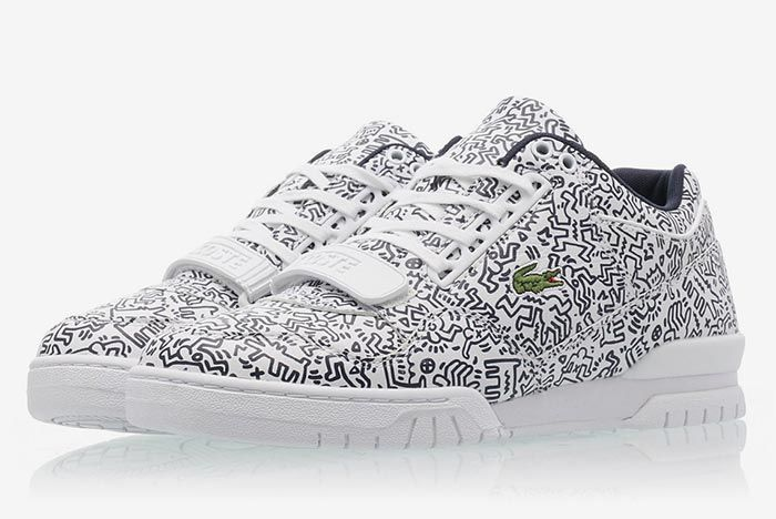 Keith Haring Lacoste 37 Cma0096 001 37 Sma0054 042 Front Angle Shot 2