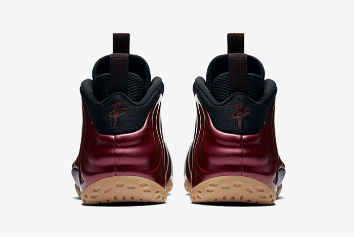 Nike Air Foamposite One Night Maroon 2