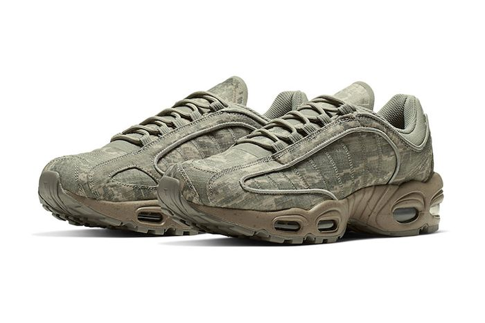 Nike Air Max Tailwind 4 Camo Bv1357 001 Release Date Pair