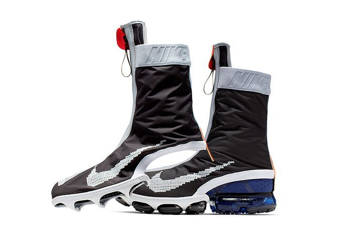 Nike Vapormax Gator Ispa Black White Ar8557 002 Release Date Hero