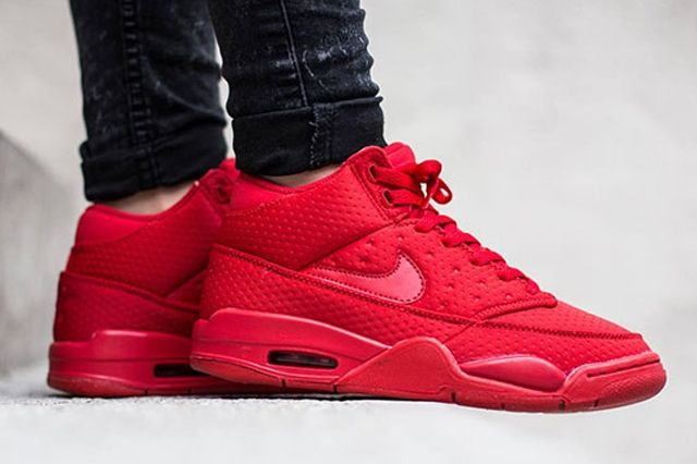 Nike Air Flight Classic University Red 1