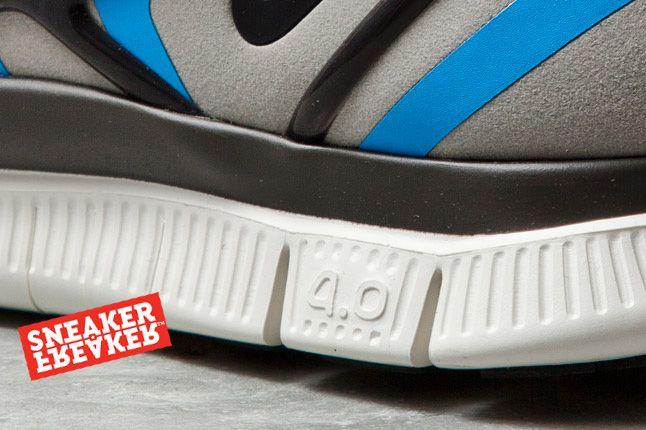 Nike Free Alt Closure Run Blue Grey 4 1