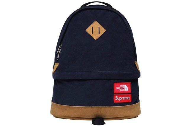 Supreme North Face Backpack Navy 1