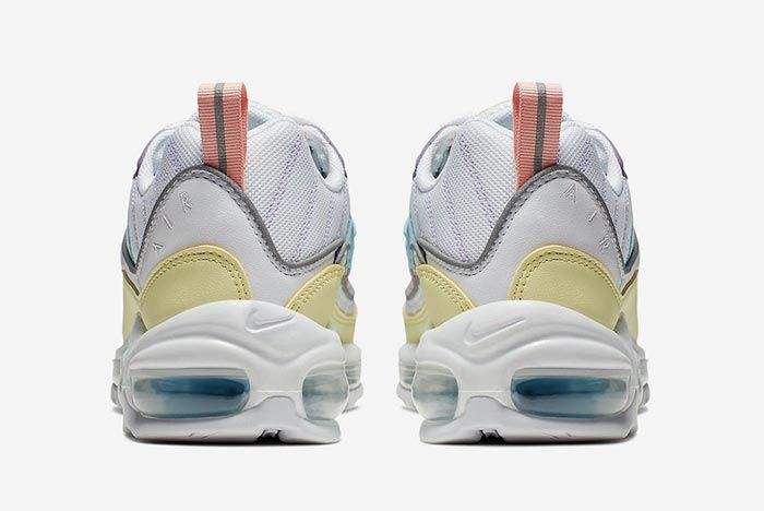 Nike Air Max 98 Ah6799 300 Heel Shot 4