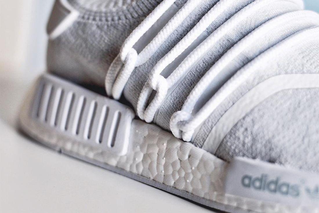 Adidas Nmd Embedded Cord Lacing System Custom