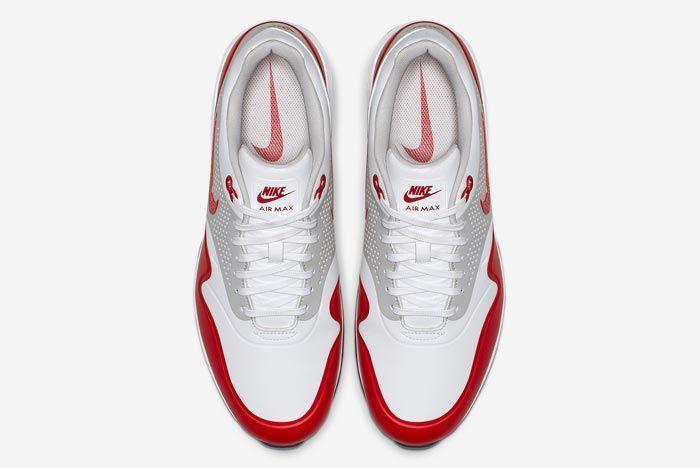 Nike Air Max 1 Golf Sport Red 3