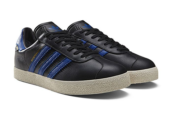 Adidas Gazzelle Gtx City Pack Black Blue St Petersburg 1