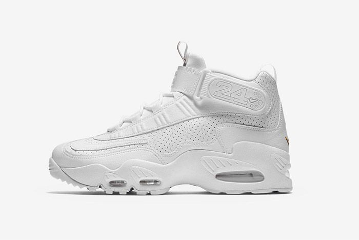 Nike Air Griffey Max Inductkid White 2