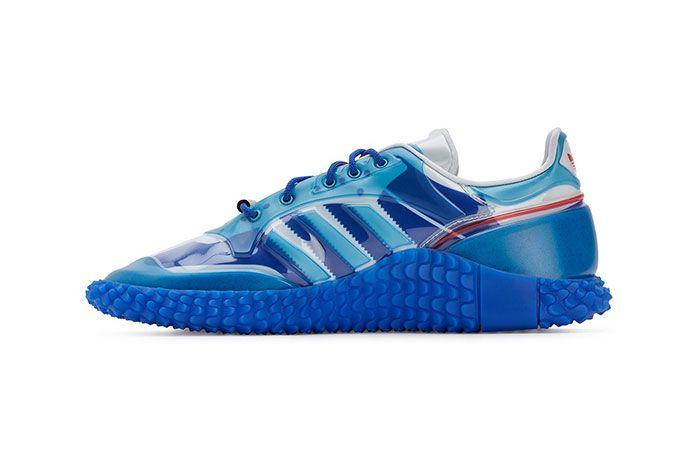 Craig Green Adidas Kamanda Dover Street Market Blue Medial Side Shot
