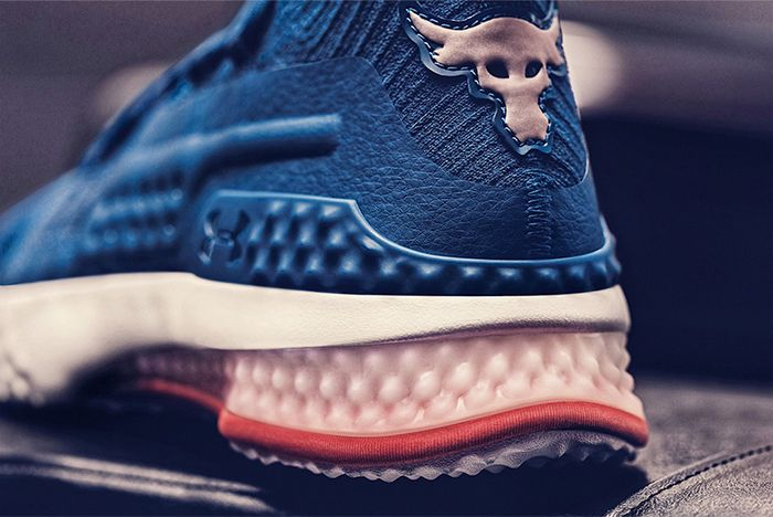 Under Armour Project Rock 1 2