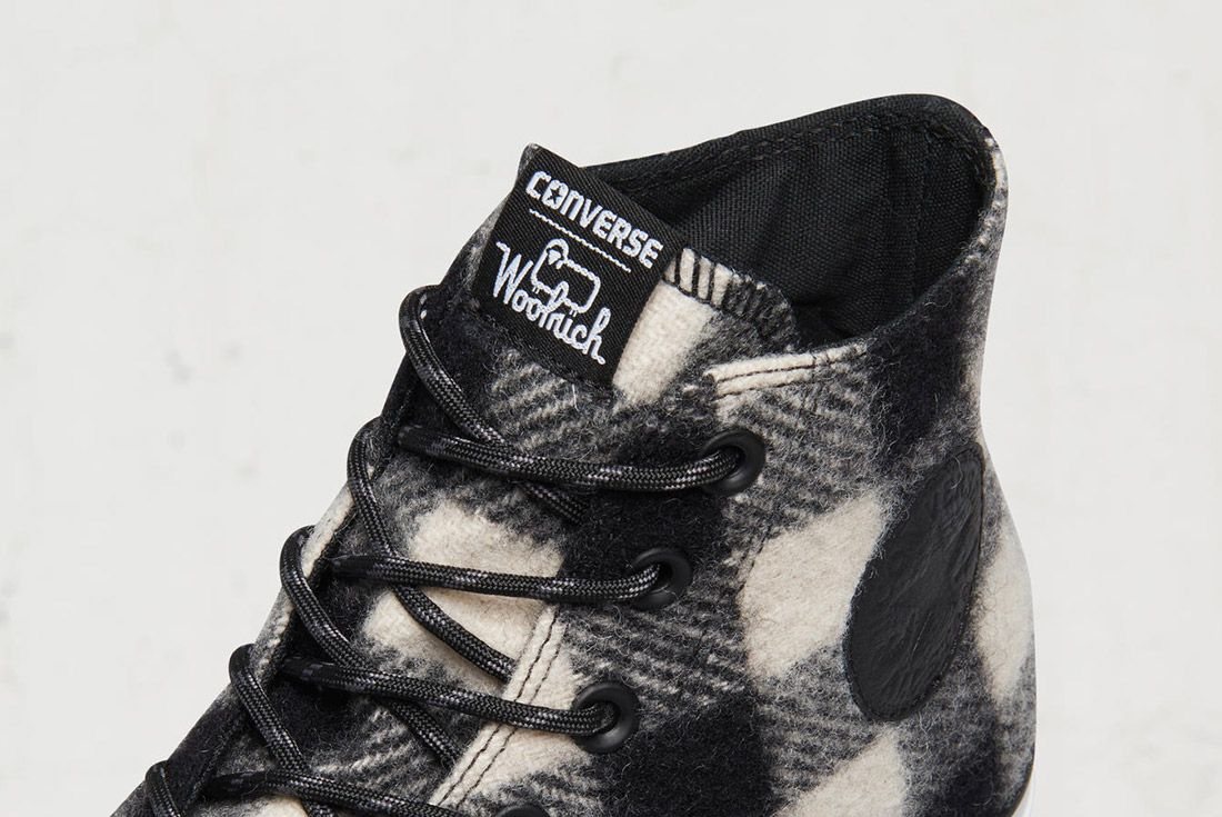 Material Matters History Of Wool Sneakers Converse 2