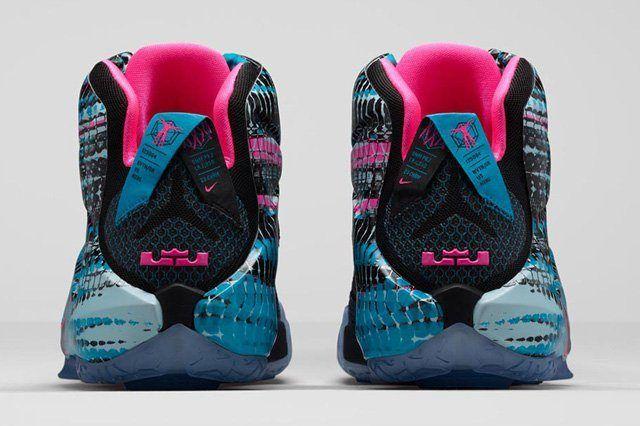 Nike Le Bron 23 Chromosomes 1