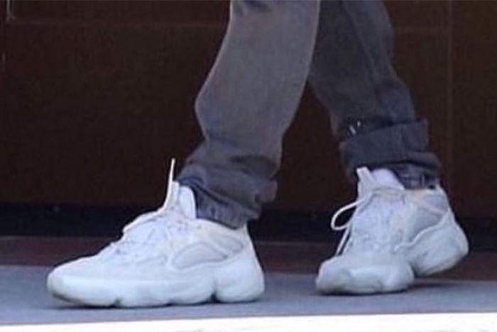 Adidas Yeezy Basketball Shoe 3