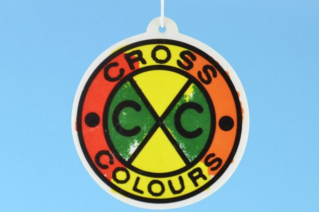 New Hangin With The Homies Cross Colours Freshners 2