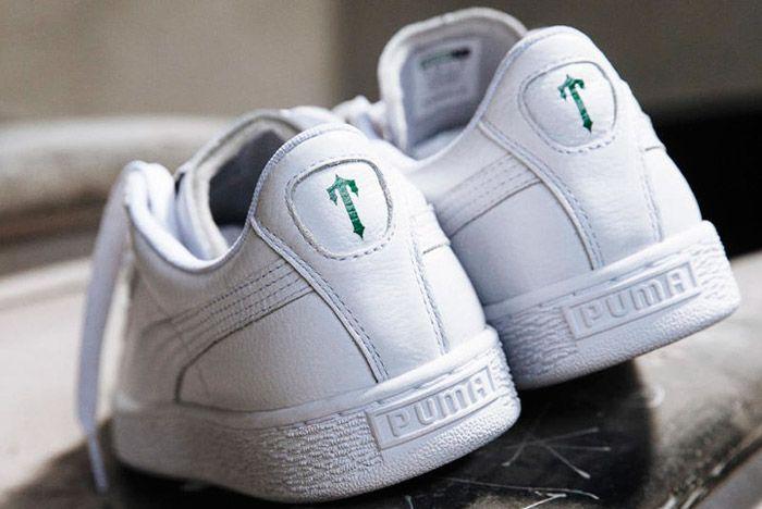 Puma Trapstar 2016 Basket White 1