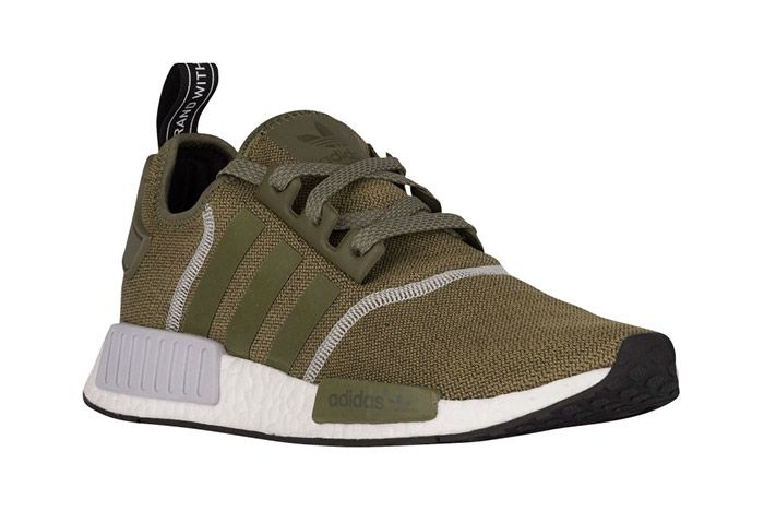 Adidas Nmd R1 Olive Green 2