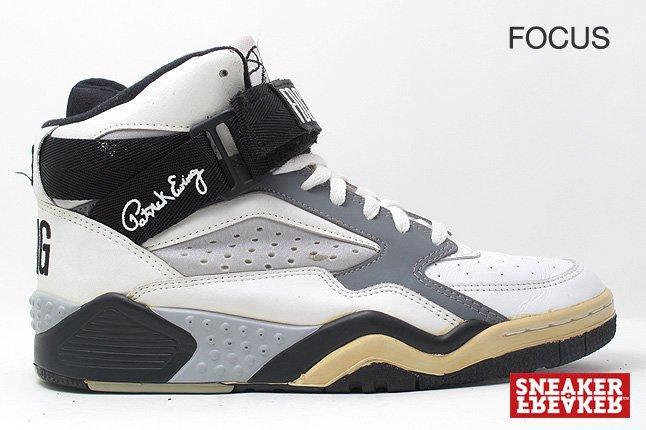 Ewing Sneakers Focus Grey 1