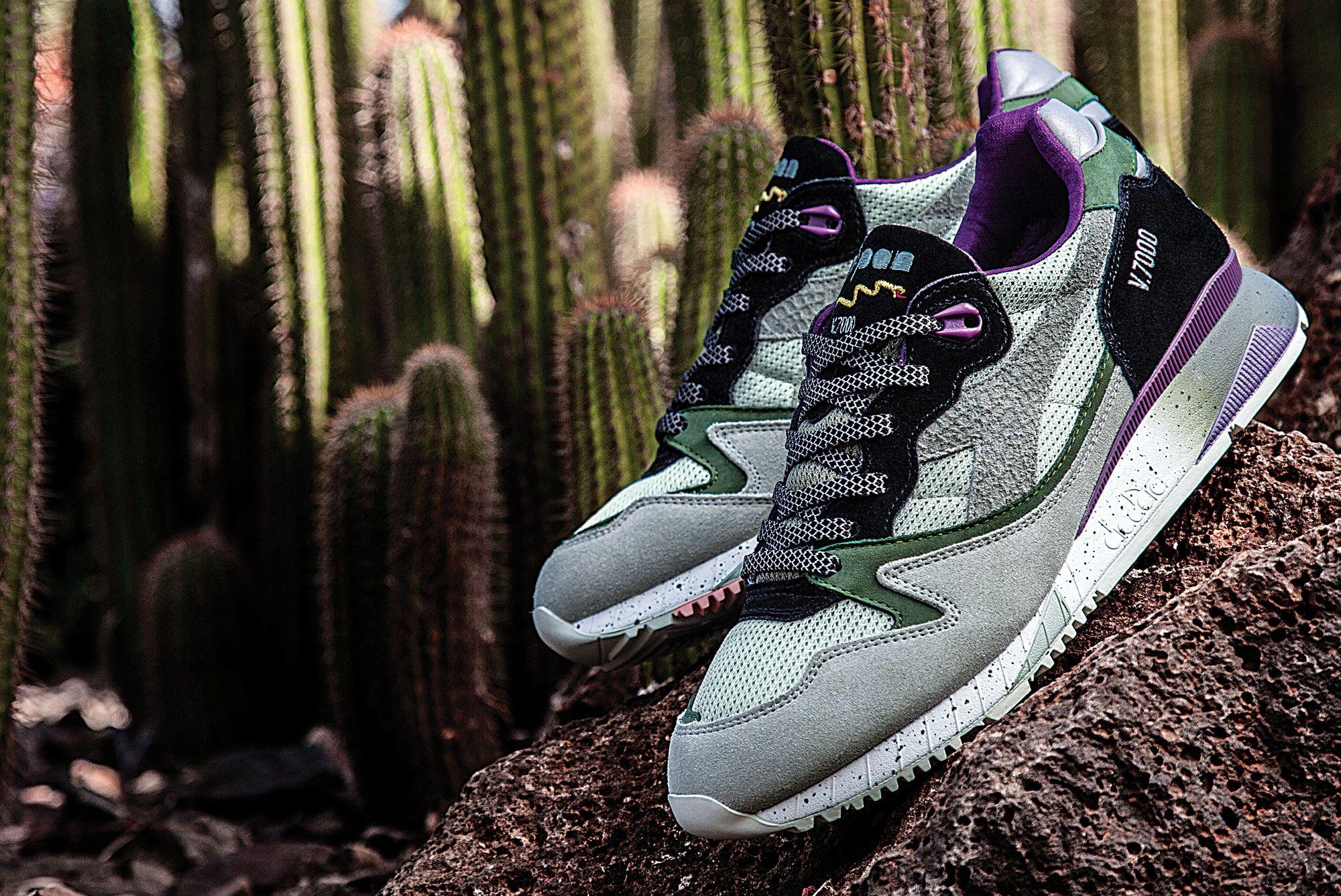 Sneaker Freaker x Diadora V7000 'Taipan'