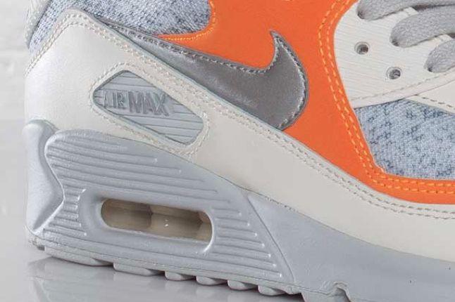 Nike Air Max 90 Wmns Bright Citrus 1
