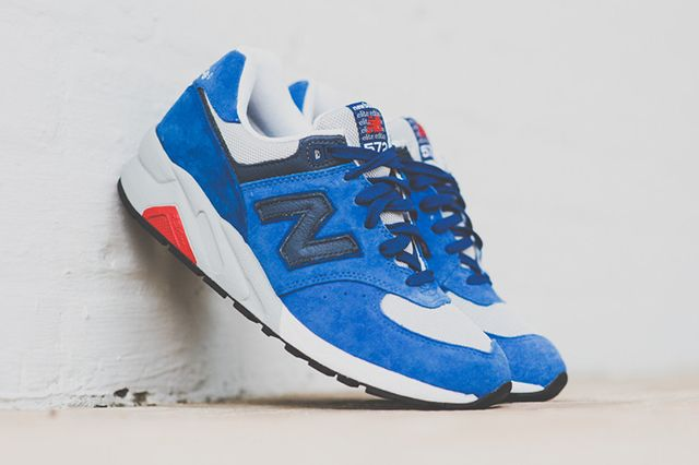 New Balance 572 Bg Blue 7