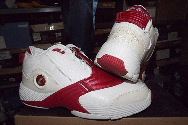 Dustin Bowers Reebok Iverson Collection 12 1