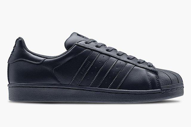 Adidas Superstar Supercolor Black
