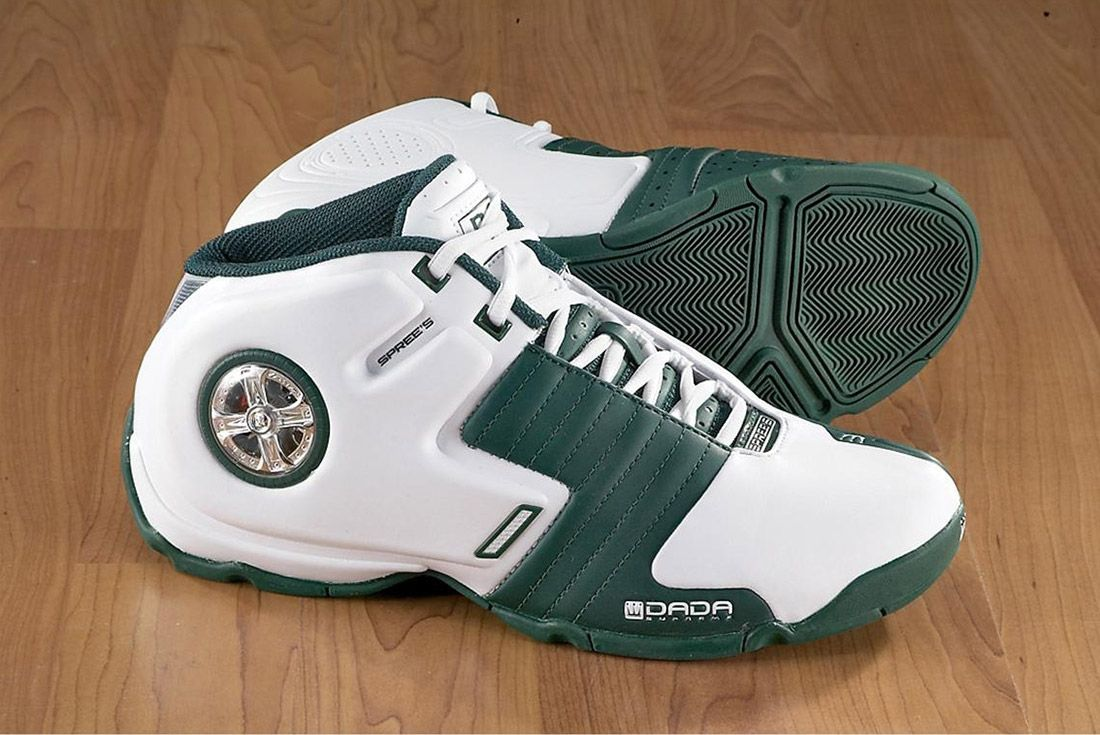 Material Matters Basketball Dada Spinners 1