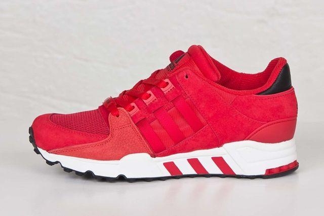 Adidas Running Support 93 Scarlet 2