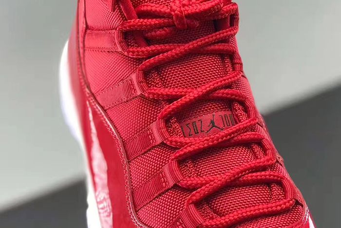 Sneak Peek Air Jordan 11 Gym Red To Release This Holiday Season6