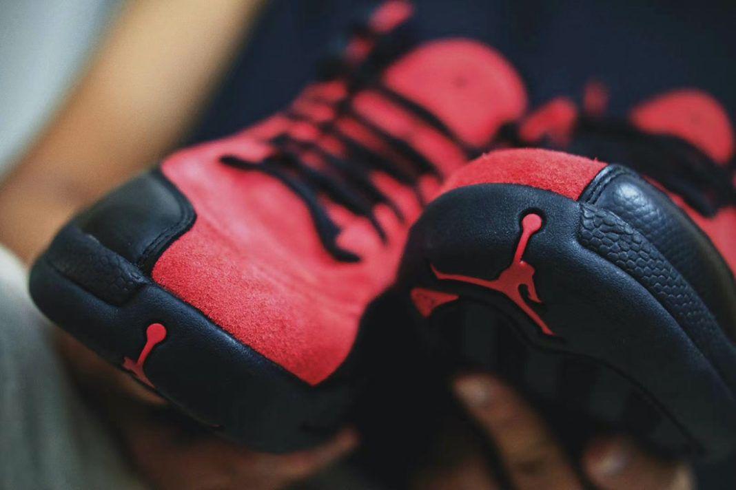 Air Jordan 12 'Reverse Flu Game'