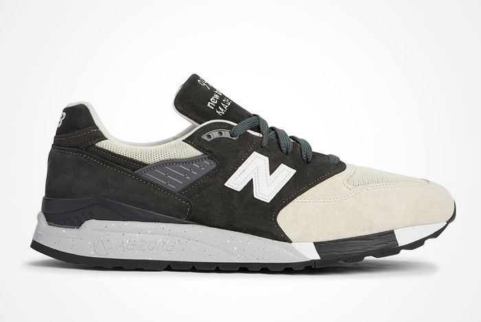 Todd Snyder X New Balance 998 Black And Tan A