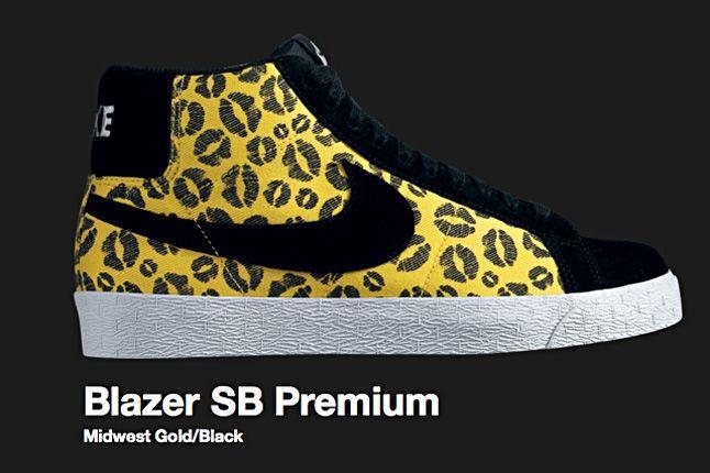 Nike Midwest Gole Blazer Sb 2009 1