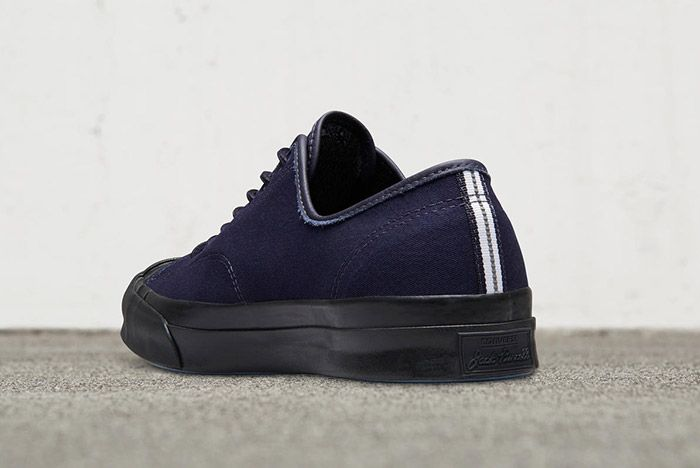 Converse Jack Purcell Signature Low Shield Canvas Navy 3