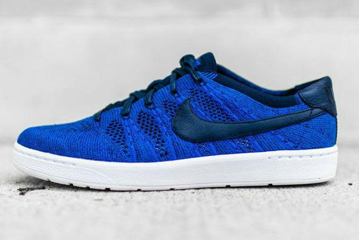 Nike Tennis Classic Ultra Flyknit Blue 3